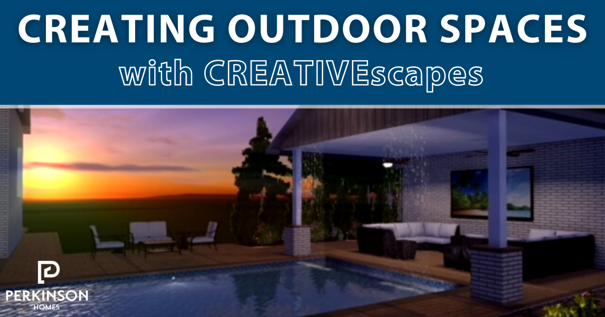 Creating Outdoor Spaces with CREATIVEspaces